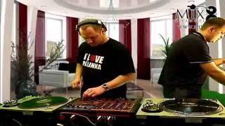 Borisz J & Muttley @ Mix8TV