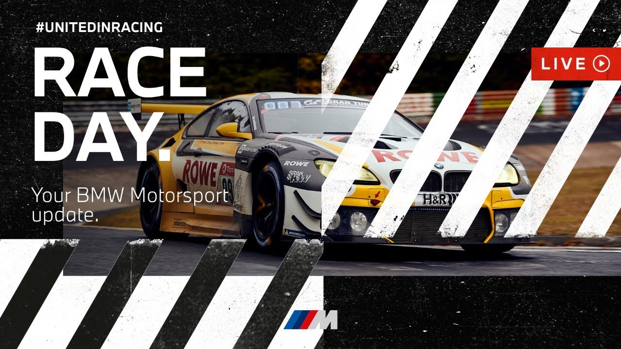 RACE DAY – in a decisive phase of the 24h race.