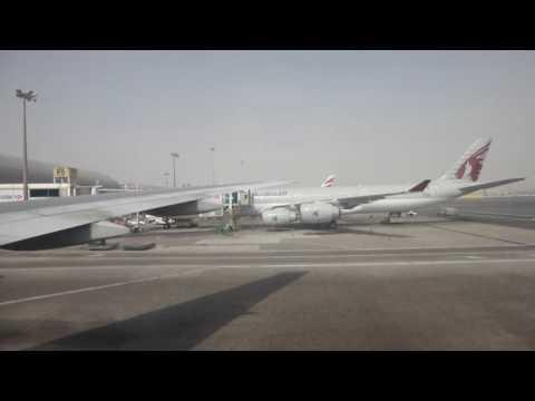 British Airways/Dubai-London LHR-Brussels/World+Euro Traveller/Boeing 777-200ER+A319-100/March15