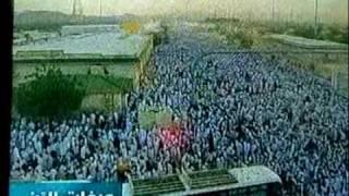 Labak Allah Huma Labak Arafat Day in Makkah Hajj 2009-01