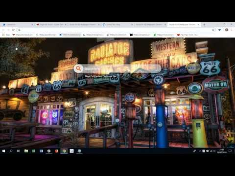 Route 66 Hd Wallpaper Chrome Theme