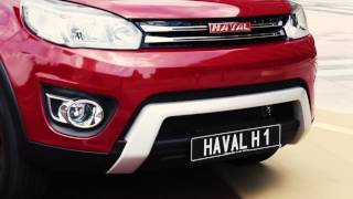 Haval M4 is now H1