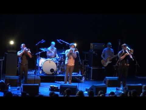 Beirut -  The Rip Tide - Live @ O2 ABC Glasgow