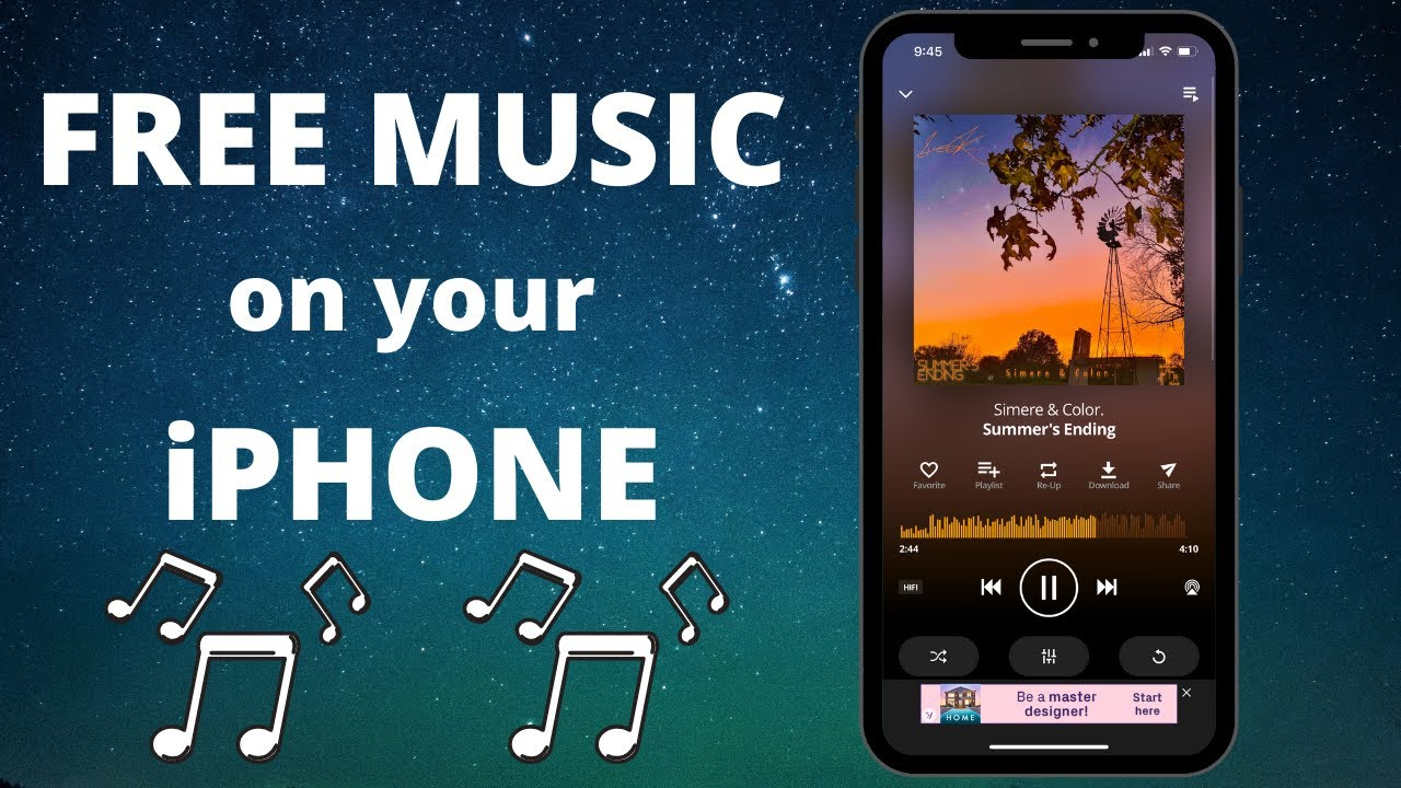 How can i download music to my phone for free