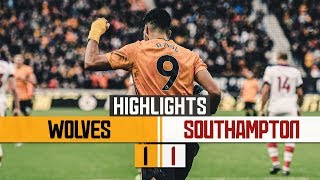 Jimenez equalises but has two disallowed! | Wolves 1-1 Southampton | Highlights