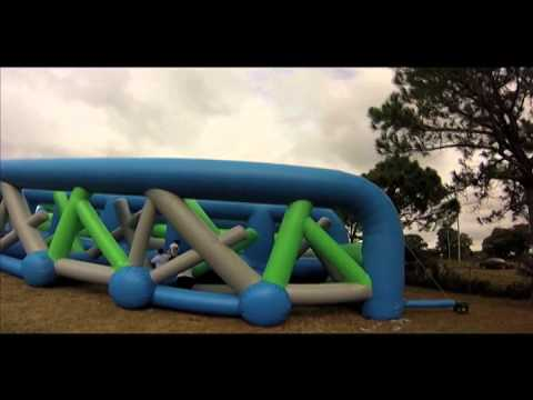 Insane Inflatable 5k Tampa 2018