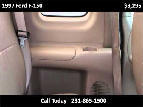 1997 Ford F-150 Used Cars Muskegon MI