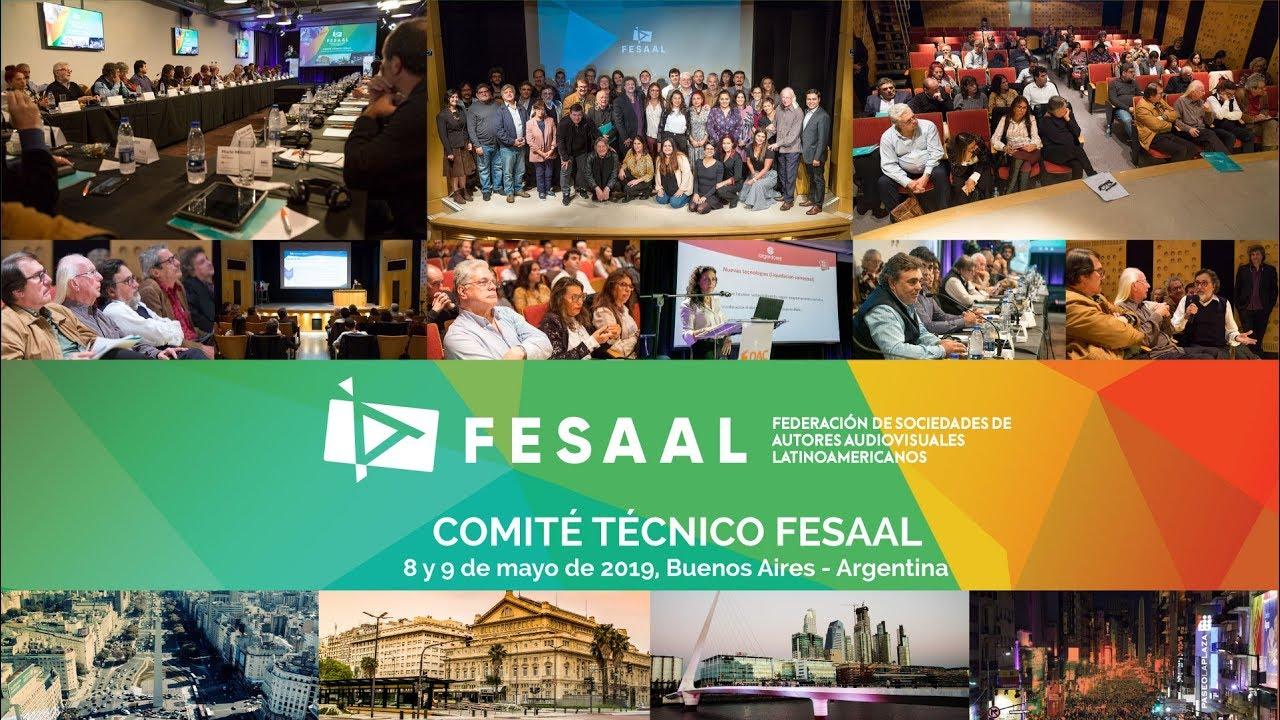 Latinoamérica Avanza : Comité Tecnico de la FESAAL
