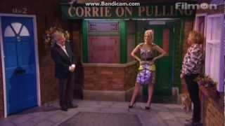 Ashley Roberts on Celebrity Juice PART 1