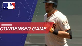 Condensed Game: LAD@SF - 4/29/18