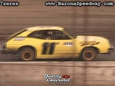 Pony Stock Main Barona Speedway 7-15-2017