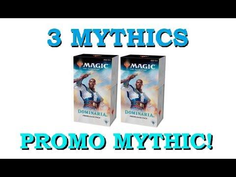 2 MTG Dominaria Pre-Release Kits