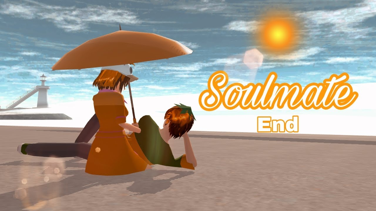 SOULMATE   End 2   Sakura School Simulator Story