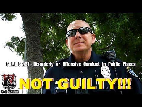 COPWATCHER WINS First Amendment Case In San Diego California