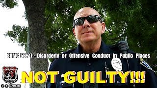 COPWATCHER WINS First Amendment Case In San Diego California
