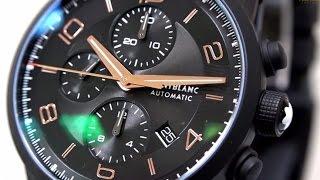 Mont Blanc TimeWalker Extreme Chronograph SIHH Ref 111684