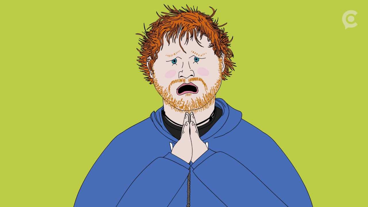 Ed Sheeran Meets Jamie Foxx