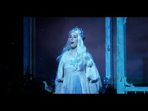 "Behind the Scenes at ""The Snow Queen"" Children's Play at the John W. Engeman Theater"