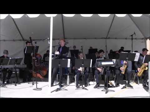 2017 2 25 Rock the House PDHS Jazz Band
