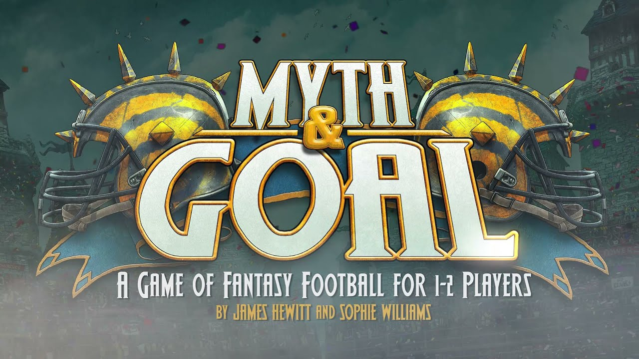 Myth & Goal - Coming This Summer!