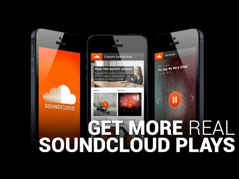 GET MORE REAL SOUNDCLOUD PLAYS IN 2 MINUTES!!