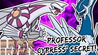 "Roblox Pokemon Brick Bronze - #35 ""Professor Cypress' Secret!"" - Live Commentary"