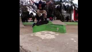 Pedro Cassana - Skate irati!!!