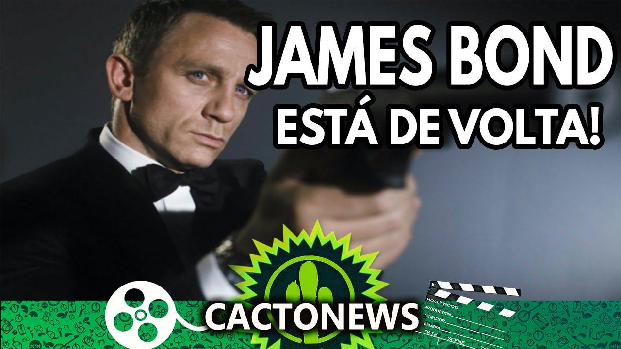 Daniel Craig Retorna Como 007 Para O Novo Bond 25 Cactonews