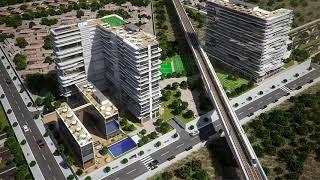 Centurion Towers Concept Design