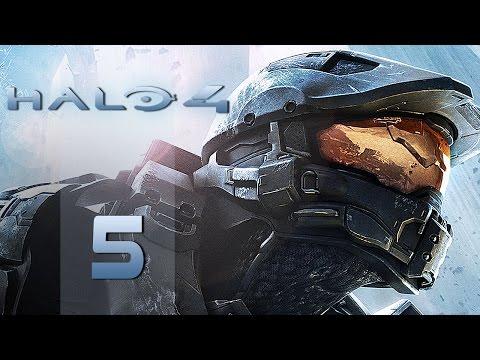 Halo 4 | Walkthrough / Let's Play ► Part 5 | Forerunner
