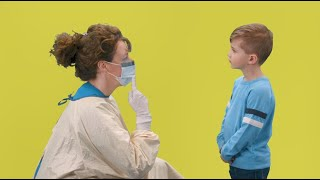 Supporting Your Child During COVID 19 Nasal Swab Testing