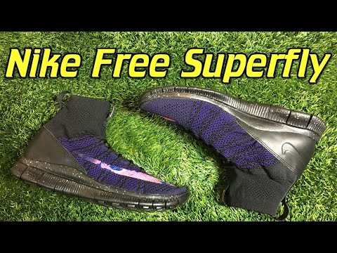 CR7 Nike Free Flyknit Mercurial Savage Beauty - Review + On Feet