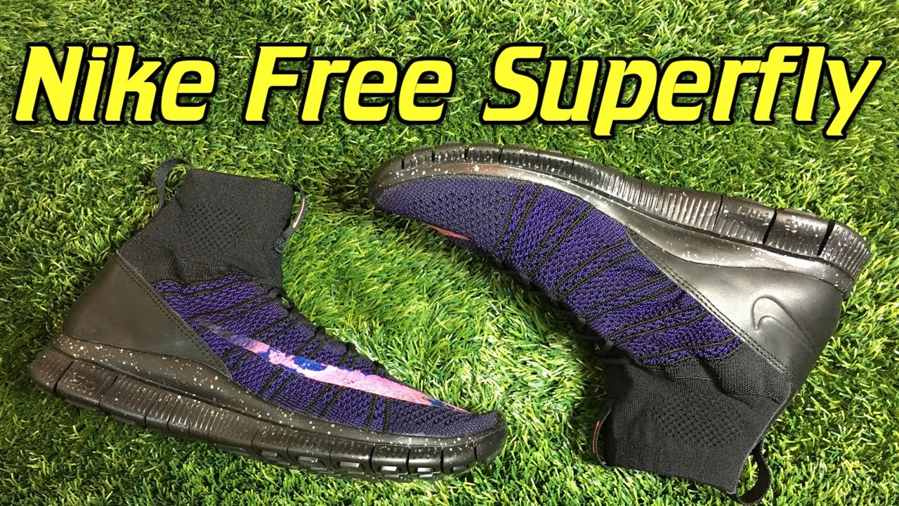 773db051cce6 CR7 Nike Free Flyknit Mercurial Savage Beauty - Review + On Feet ...