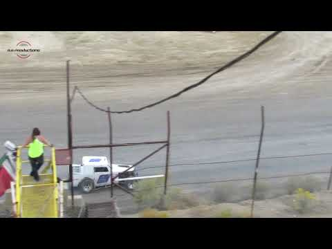 Desert Thunder Raceway Dwarf Car Main Event 9/30/18