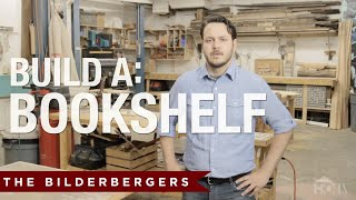 Bob's Workshop: How To Build A Bookshelf