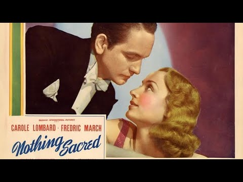 ❤1937 Lively! COMEDY ROMANCE Carol Lombard, Fredric March, Hattie McDaniel... Classic Movie TCM
