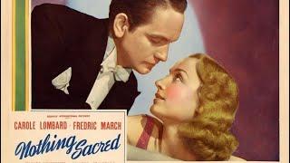 ❤1937 Lively! COMEDY ROMANCE Carol Lombard, Fredric March, Hattie McDaniel... Classic Movie TCM