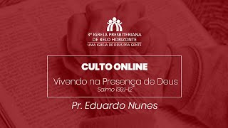 Culto Dominical - 03.01 -  Pr. Eduardo Nunes