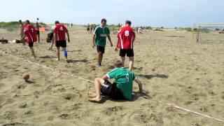 Пляжный гандбол. Калининград-2009 (часть 3)