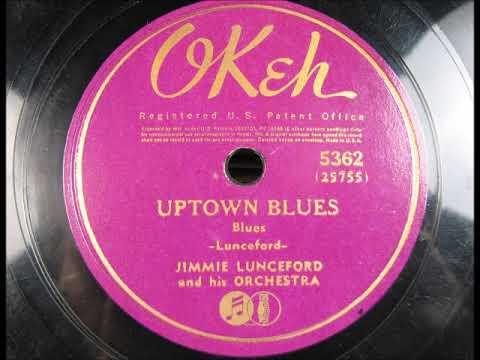 jimmie lunceford uptown blues
