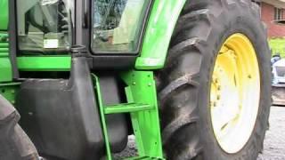 John Deere 6330 Tractor CAB Loader 105HP