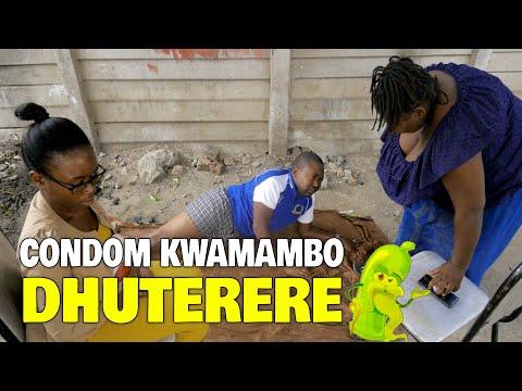 Condom KwaMambo Dhuterere | BUSTOP TV