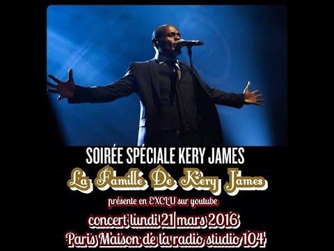 Kery James - Concert Aces Le mouv' du 21 Mars 2016