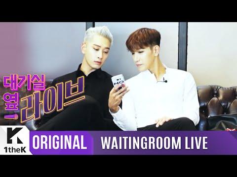 WAITINGROOM LIVE: 2PM(투피엠)_gentle and high-class(?) waitingroom live