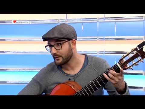 Daniel Sommer/ gitarrissi·mo zu Gast bei Center TV Düsseldorf