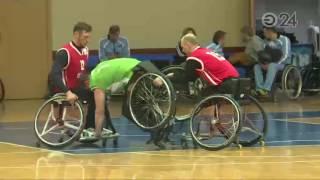 В Татарстане прошел чемпионат России по баскетболу среди инвалидов-колясочников
