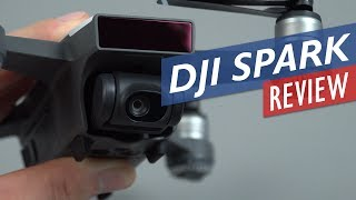 DJI Spark Unboxing & Review -  Really Worth It?