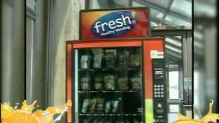 Fresh Healthy Vending Machine Franchise Business Opportunities Information and Reviews