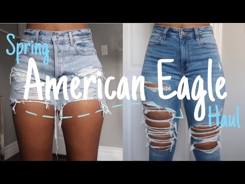AMERICAN EAGLE TRY-ON HAUL! | PART 1