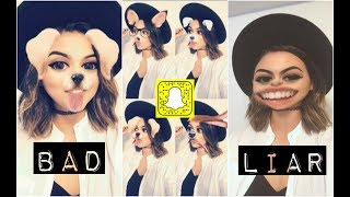Bad Liar - Selena Gomez Cover (Snapchat Edition)
